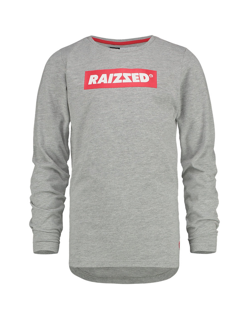 Raizzed RAIZZED jongens shirt Jakarta Grey