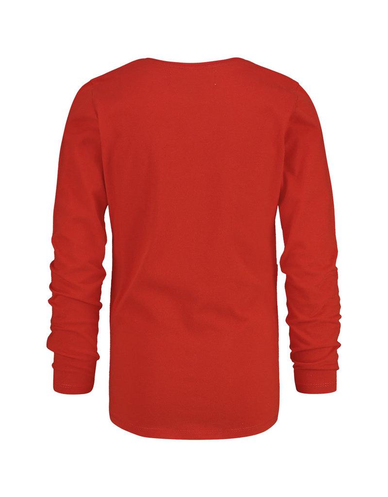 Raizzed RAIZZED jongens shirt Jakarta Red
