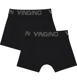 Vingino Vingino jongens boxers 2-pack Black