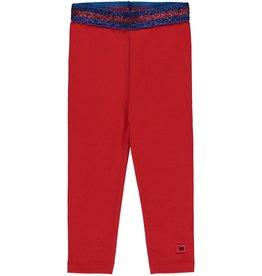 Quapi Quapi baby meisjes legging Vesper Red
