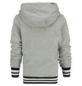 Vingino Vingino meiden hoodie Naroda Grey