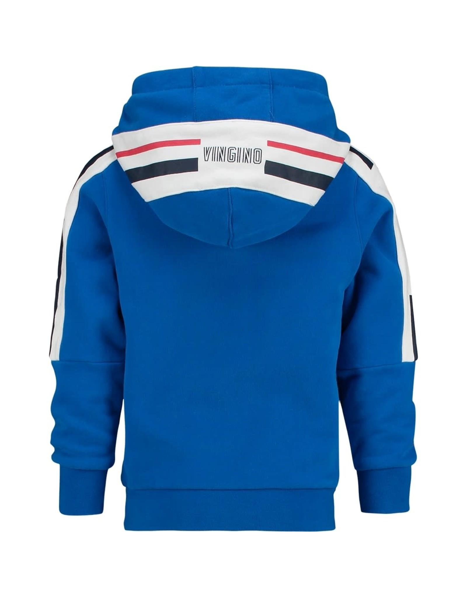 Vingino Vingino jongens hoodie Njan Blue