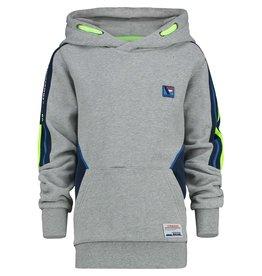 Vingino Vingino jongens hoodie Njan Grey