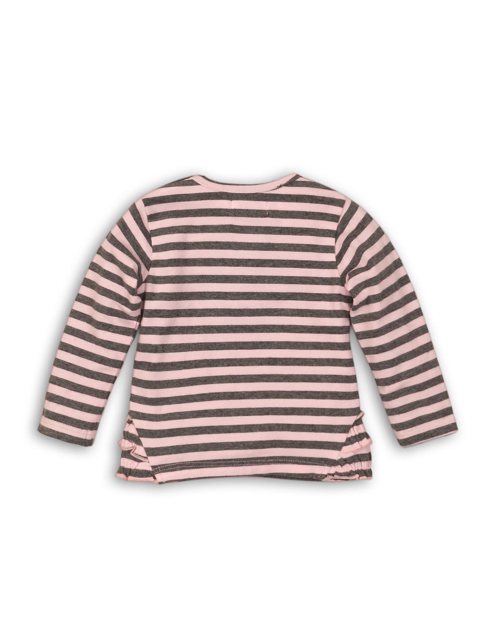 Dirkje Dirkje meisjes t-shirt  LOVE