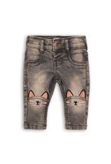 Dirkje Dirkje baby meisjes jeans  LOVE