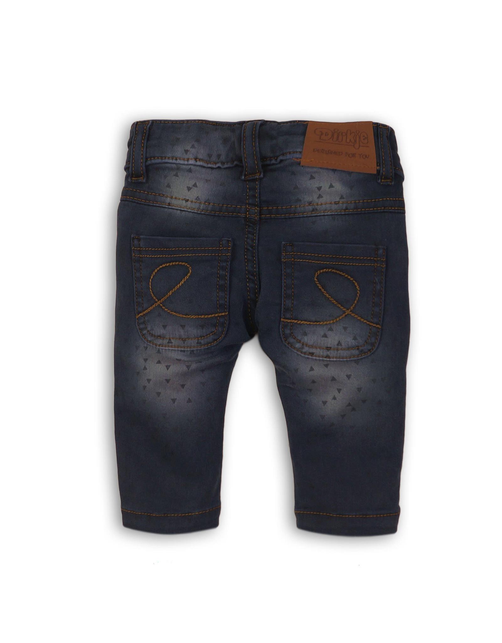Dirkje Dirkje meisjes jeans  HUGS AND CUDDLES