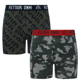 RETOUR Retour jongens boxer 2-pack Marco