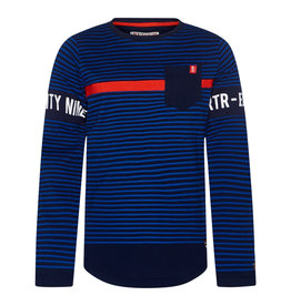RETOUR Retour jongens shirt Alonzo Blue