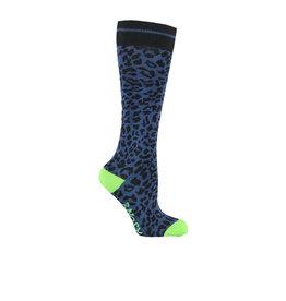 B.Nosy B.Nosy meisjes sokken panter blue