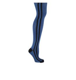 B.Nosy B.Nosy meisjes legging met strepen aan de zijkant Blue