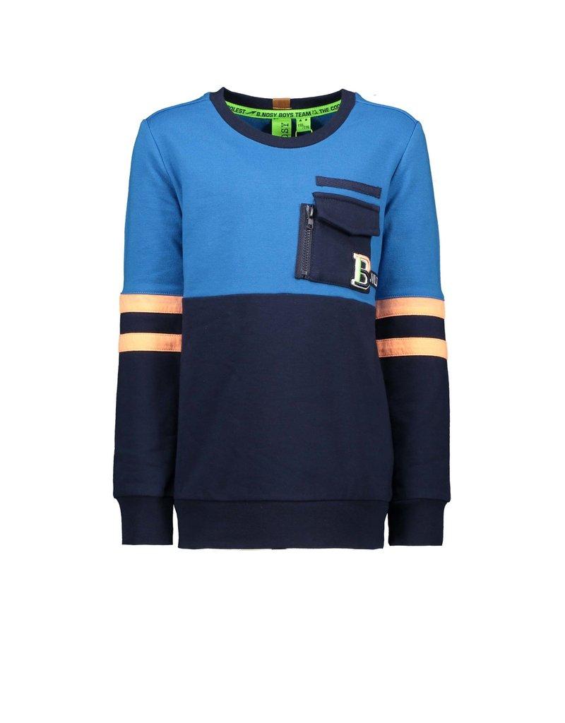 B.Nosy B.Nosy jongens color block sweater
