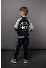 TYGO & vito TYGO & vito jongens baseball vest ON YOUR MARKS GO