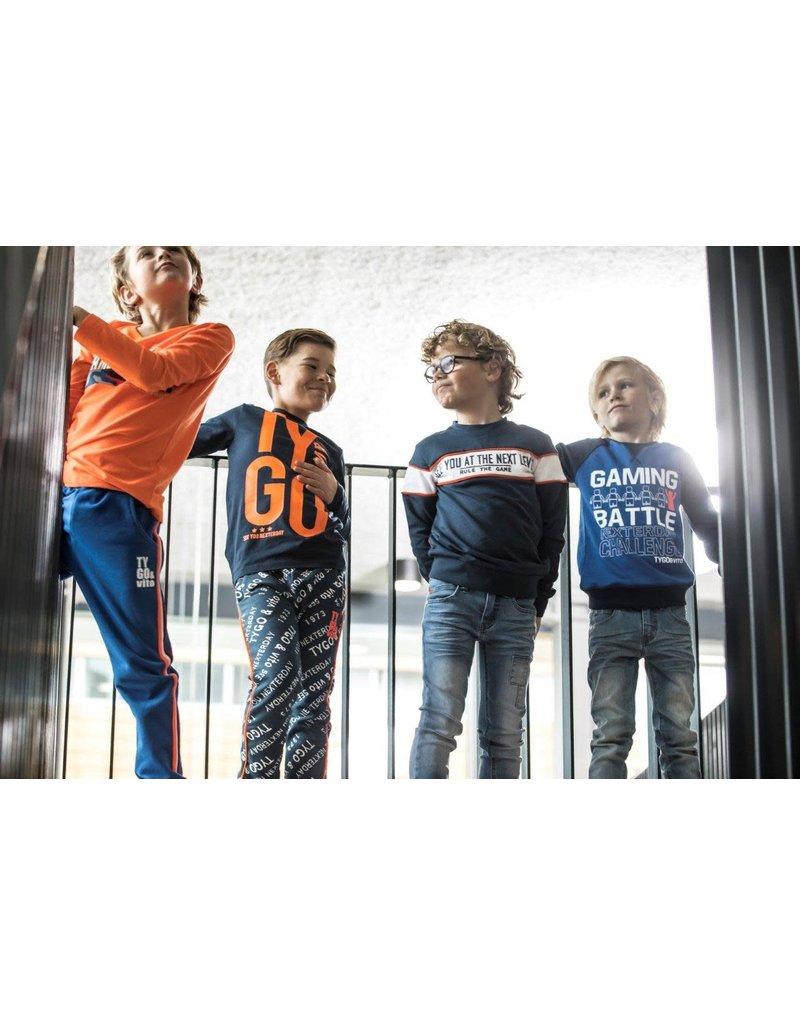 TYGO & vito TYGO & vito jongens shirt #GAME CONTROL