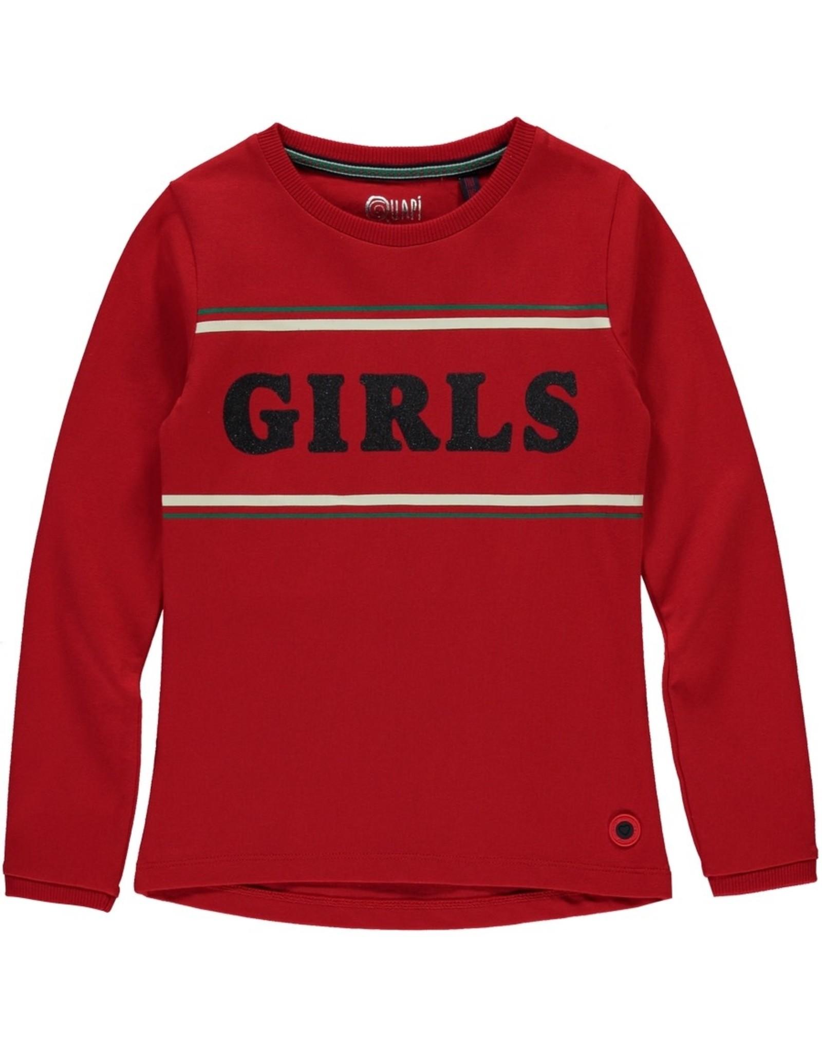 Quapi Quapi meisjes shirt Tanaya Lollipop