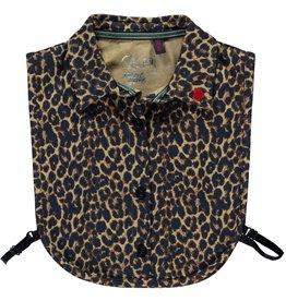 Quapi Quapi meisjes kraagje Leopard