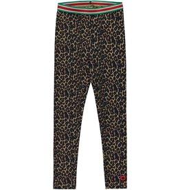 Quapi Quapi meisjes legging Tjitske Leopard