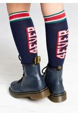Quapi Quapi meisjes sokken Trixy Navy