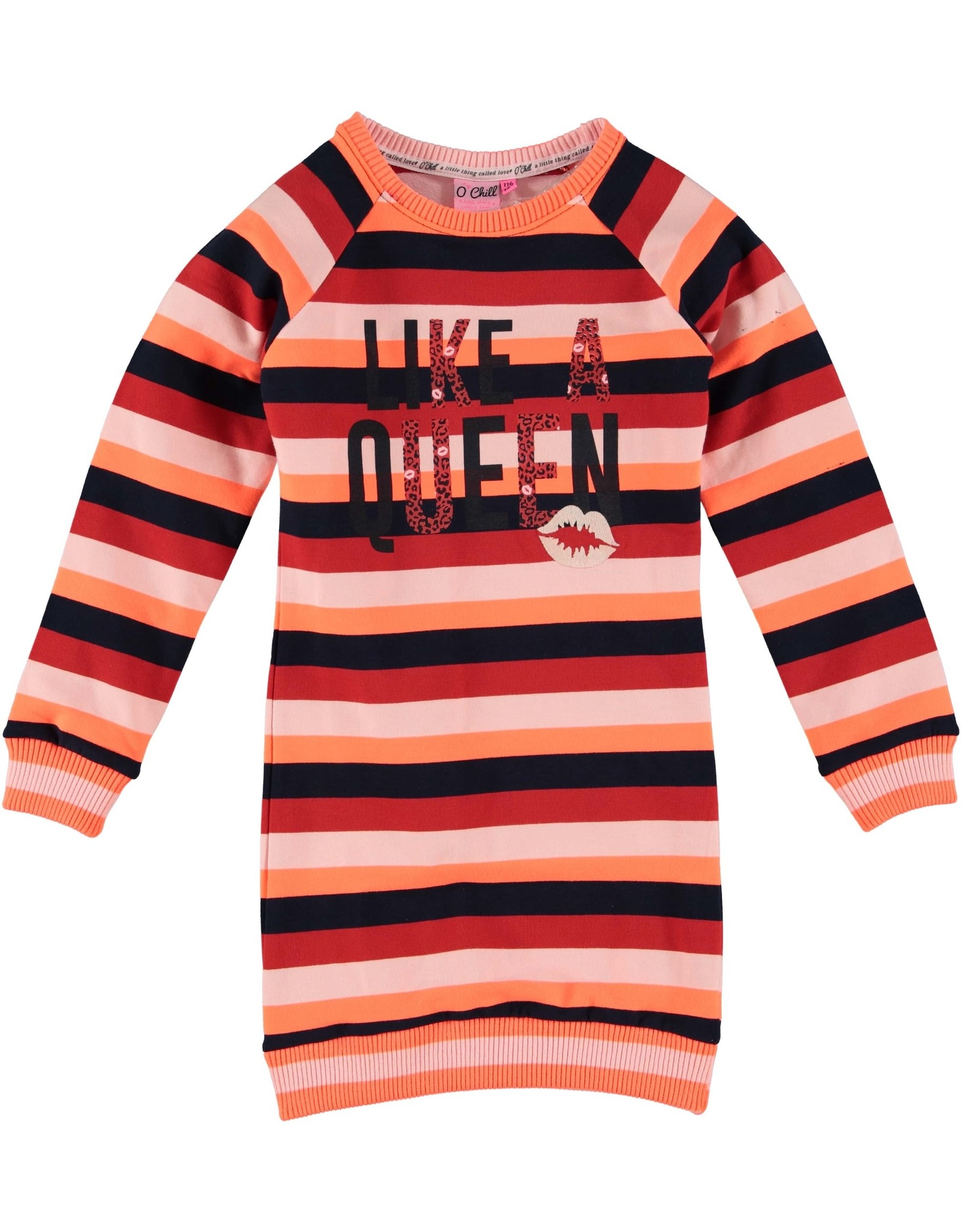 O'Chill O'Chill meiden jurk Willemijn