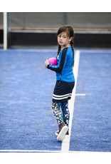 B.Nosy B.Nosy meisjes legging met panterprint