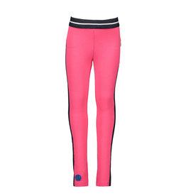 B.Nosy B.Nosy meisjes legging met bies Pink