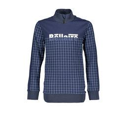 Bellaire Bellaire jongens sweater met rits Kass