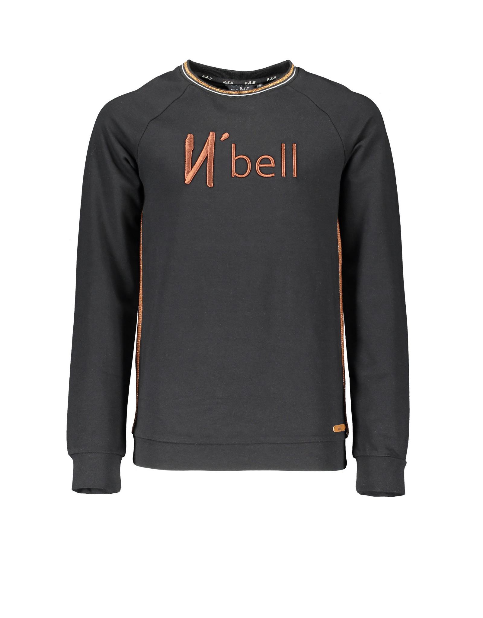 NoBell meiden sweater Kambi  Black