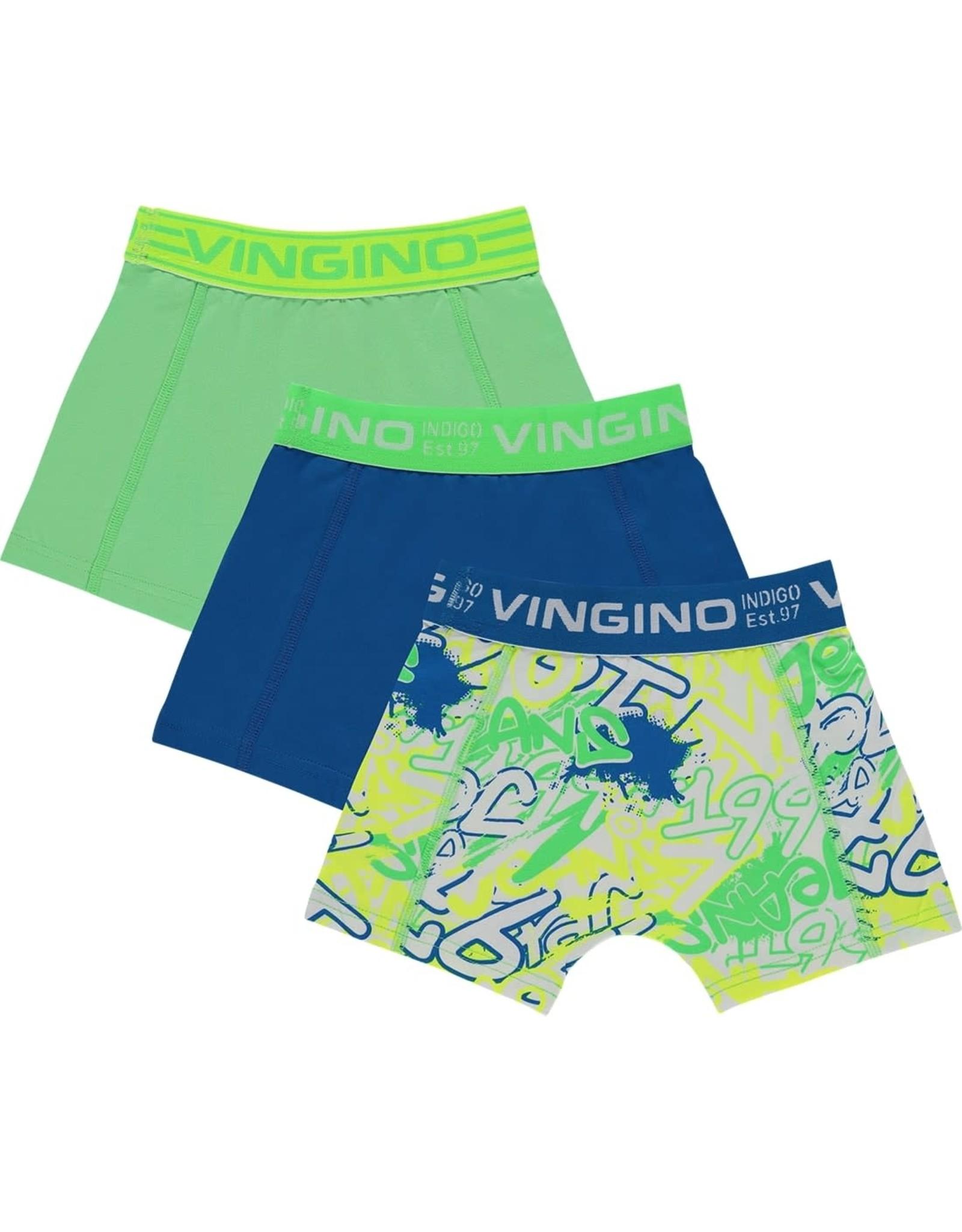 Vingino Vingino jongens boxers 3-pack Grafity