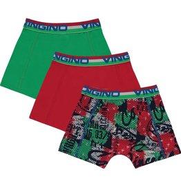 Vingino Vingino jongens boxers 3-pack Italia