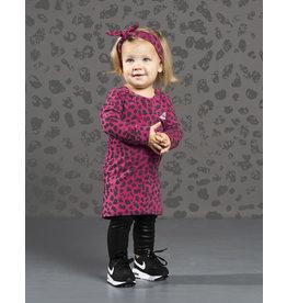 Quapi Quapi baby meisjes haarband Venice Leopard