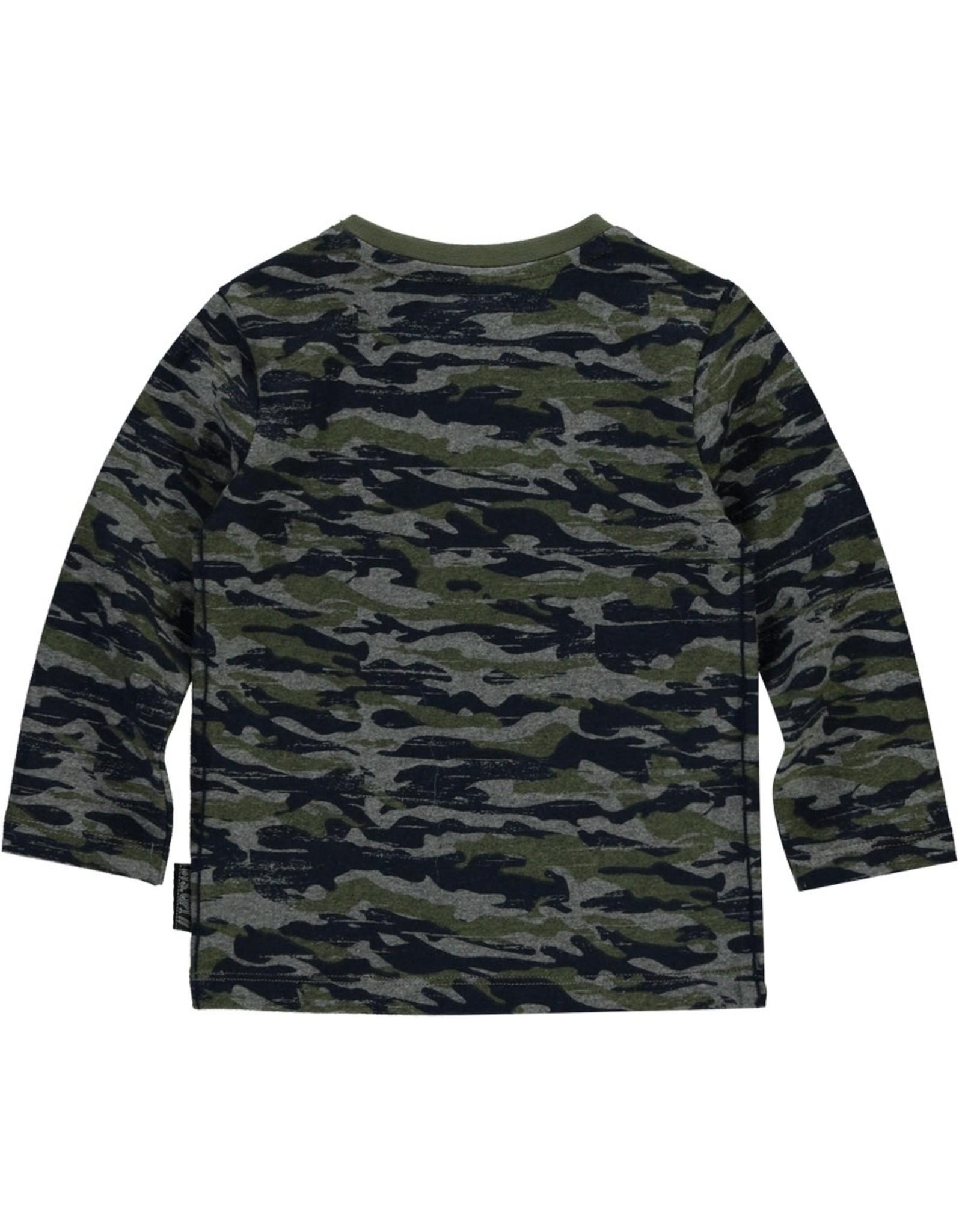 Quapi Quapi baby jongens shirt Vedde