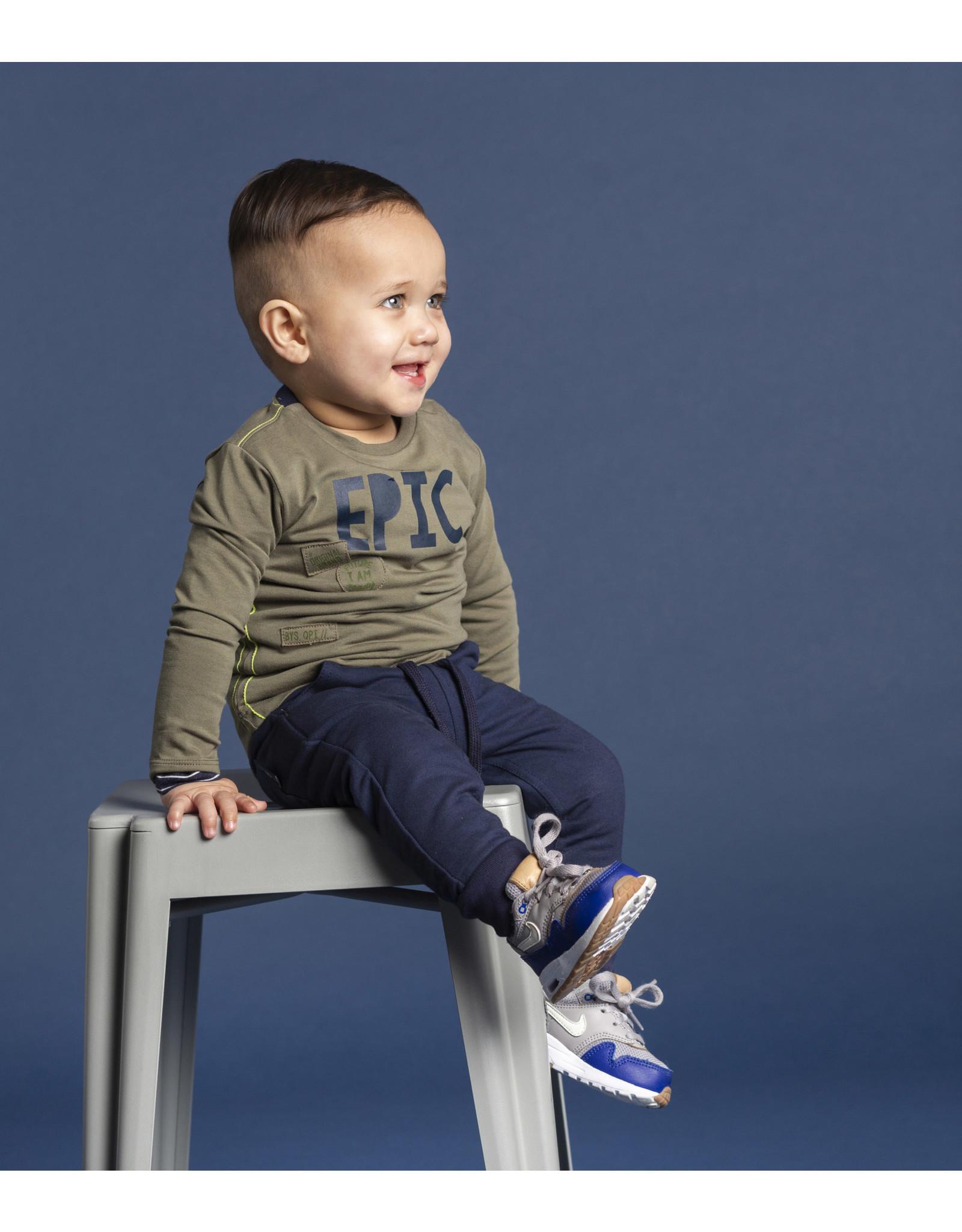 Quapi Quapi baby jongens shirt Valentino