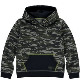 Quapi Quapi jongens hoodie Tjebbe
