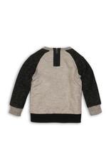 Koko Noko Koko Noko jongens sweater Grey