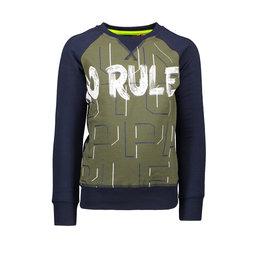 TYGO & vito TYGO & vito jongens sweater NO RULES