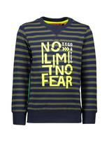 TYGO & vito TYGO & vito jongens sweater NO LIMIT NO FEAR