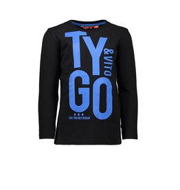 TYGO & vito TYGO & vito jongens shirt LS TYGO&vito
