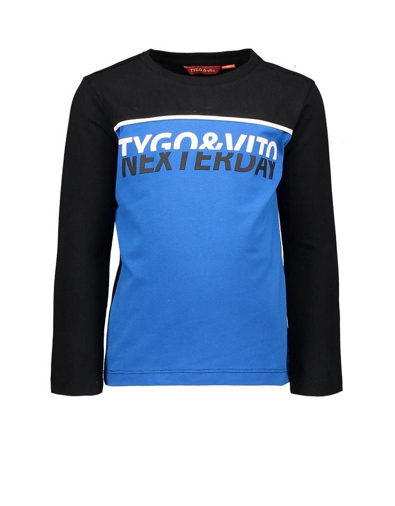 TYGO & vito TYGO & vito jongens shirt NEXTERDAY
