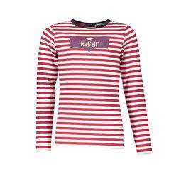NoBell' NoBell meiden gestreept shirt KusB
