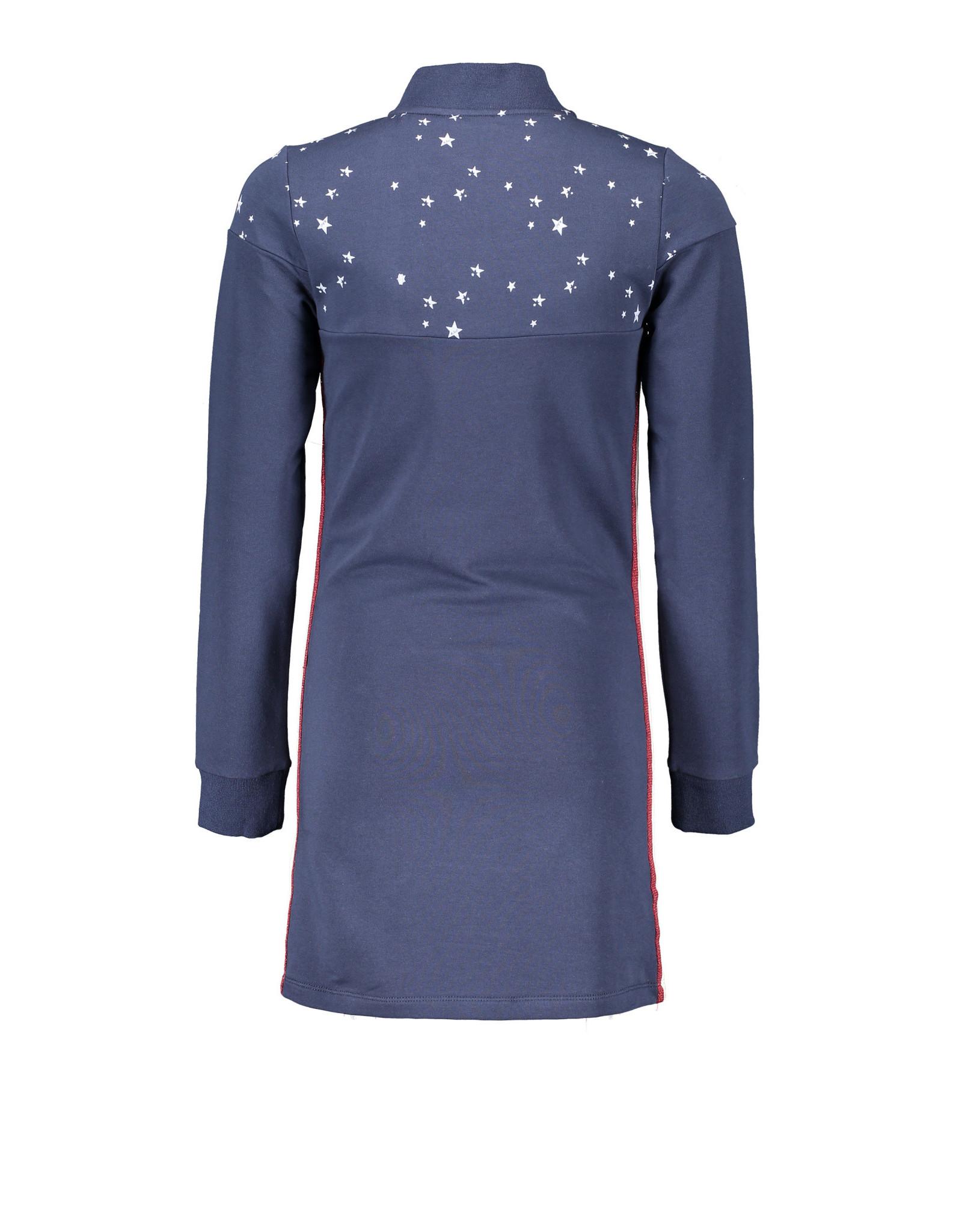 NoBell meiden jurk Monky Navy Blazer