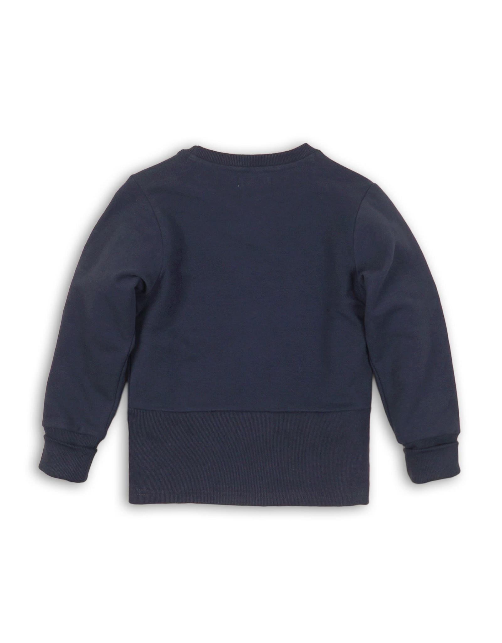 DJ Dutchjeans DJ Dutchjeans meiden sweater LOVE SPARKLE SHINE