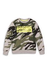 DJ Dutchjeans DJ Dutchjeans jongens sweater DANGEROUS