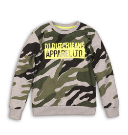 DJ Dutchjeans DJ Dutchjeans jongens sweater DANGEROUS