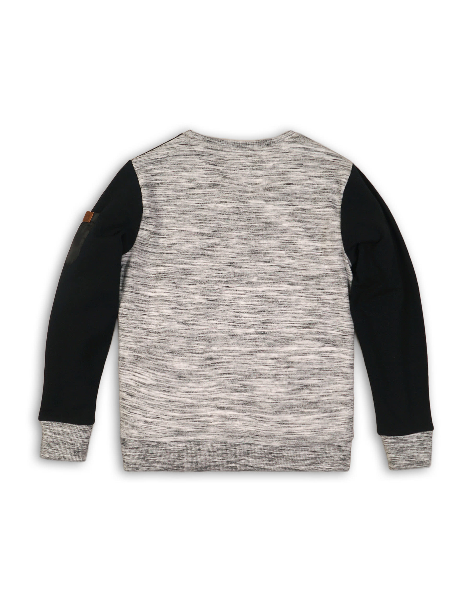 DJ Dutchjeans DJ Dutchjeans jongens block sweater DANGEROUS