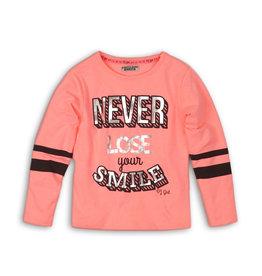 DJ Dutchjeans DJ Dutch meiden shirt Never Lose Your Smile