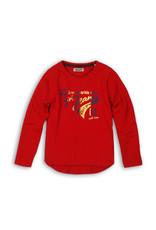 DJ Dutchjeans DJ Dutchjeans meiden shirt LOVE SPARKLE SHINE