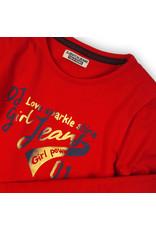 DJ Dutchjeans DJ Dutch meiden shirt Love Sparkle Shine