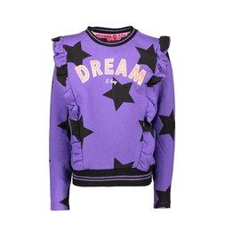 B.Nosy B.Nosy meisjes sweater met sterren
