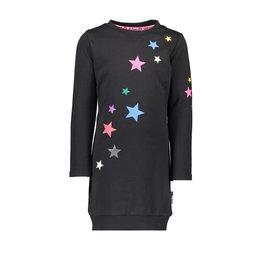 B.Nosy B.Nosy meisjes jurk met sterren