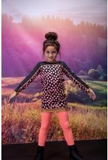 Love Station meisjes jurk Chenna Multicolor