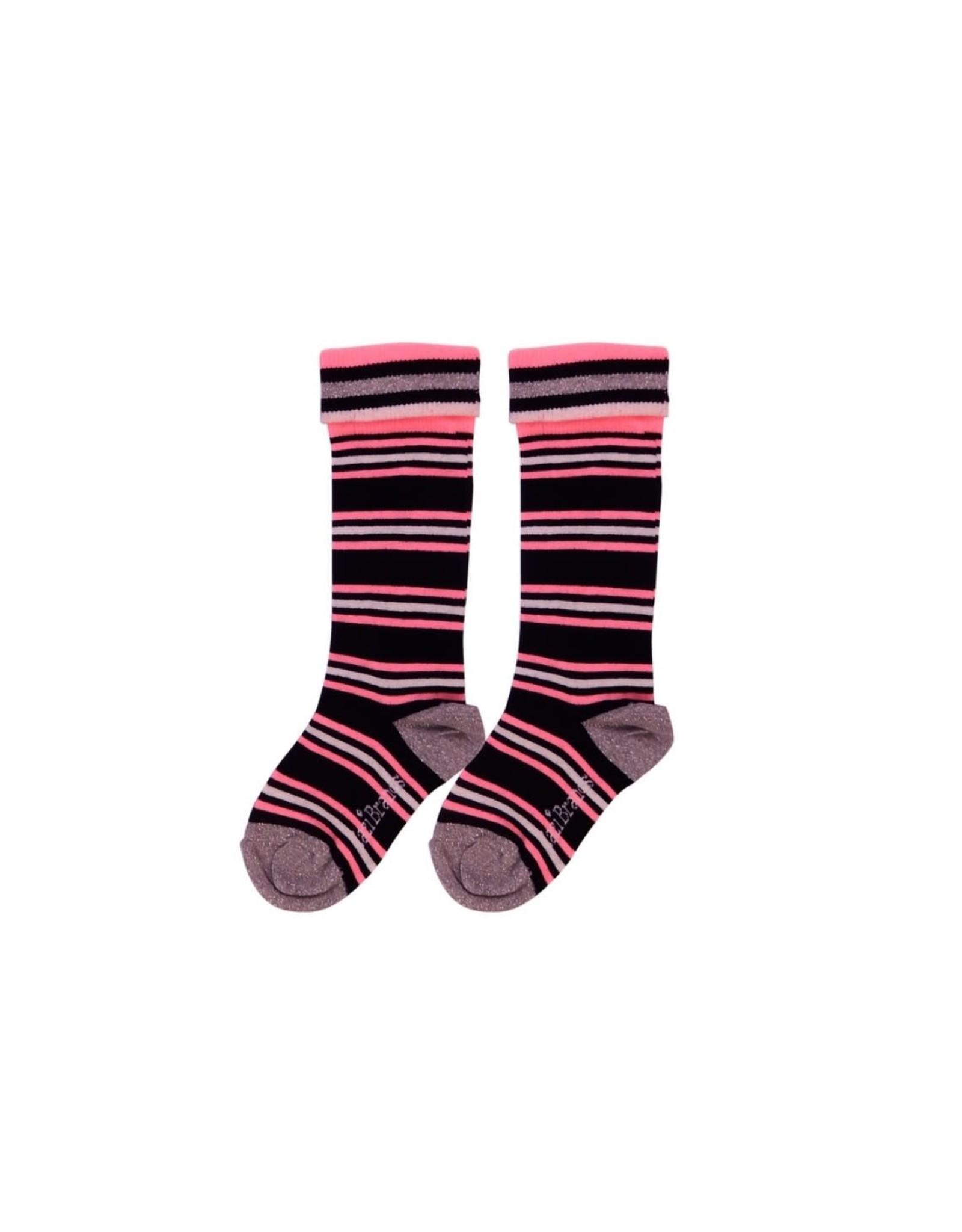 Lovestation22 Lovestation meiden sokken Stripey